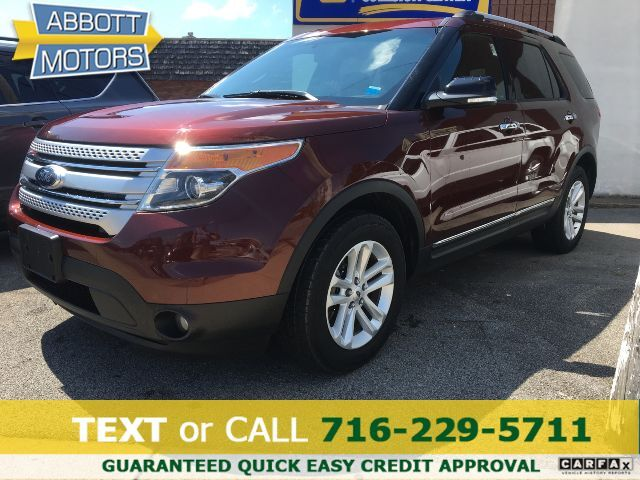 2015 Ford Explorer XLT 4WD 1-Owner Buffalo NY