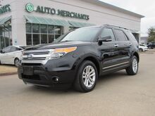 2015_Ford_Explorer_XLT 4WD 3.5L 6CYL AUTOMATIC 4-WHEEL DRIVE,, LEATHER, HEATED SEATS, BACKUP CAMERA, BLUETOOTH_ Plano TX