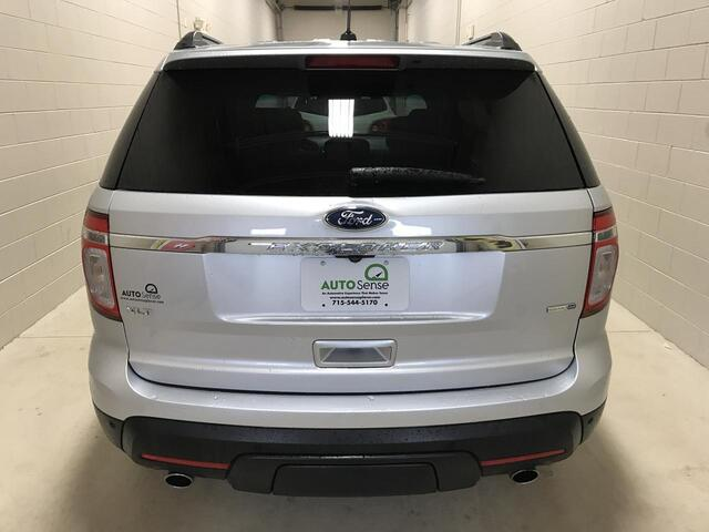 2015 Ford Explorer XLT 4WD W/leather and Moonroof Plover WI
