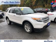 2015_Ford_Explorer_XLT_ Barre VT