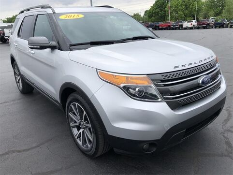 2015_Ford_Explorer_XLT_ Evansville IN