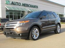 2015_Ford_Explorer_XLT FWD LEATHER, HTD FRONT STS, NAVIGATION, BACKUP CAMERA, 3RD ROW SEATING_ Plano TX