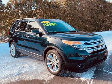 2015 Ford Explorer XLT FWD Richmond IN