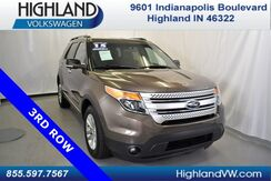 2015_Ford_Explorer_XLT_ Highland IN
