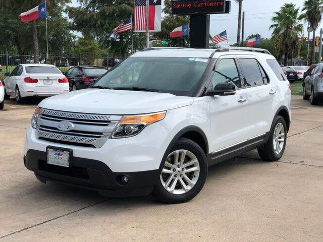 2015_Ford_Explorer_XLT_ Houston TX