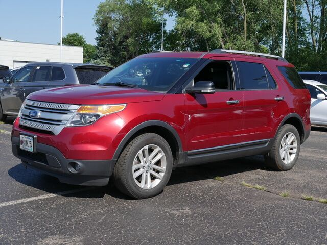 2015 Ford Explorer XLT Four Wheel Drive