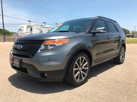 2015_Ford_Explorer_XLT_ Killeen TX
