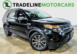 2015_Ford_Explorer_XLT LEATHER, REAR VIEW CAMERA, BLUETOOTH AND MUCH MORE!!!_ CARROLLTON TX