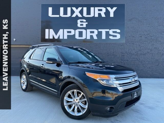 2015 Ford Explorer XLT Leavenworth KS