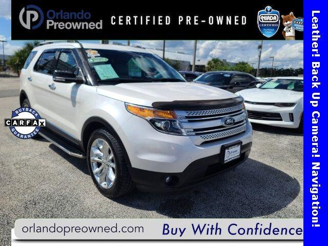 2015 Ford Explorer XLT Orlando FL