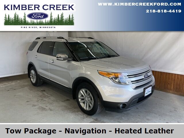 2015 Ford Explorer XLT Pine River MN