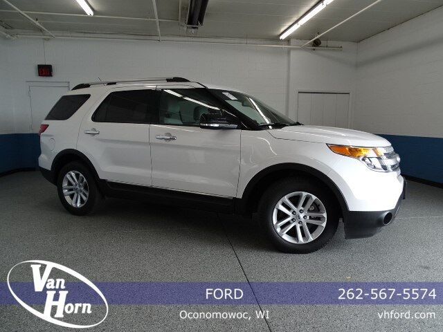 2015 Ford Explorer XLT Plymouth WI