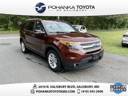 2015_Ford_Explorer_XLT_ Salisbury MD