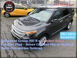 2015 Ford Explorer XLT Sport SUV 4D