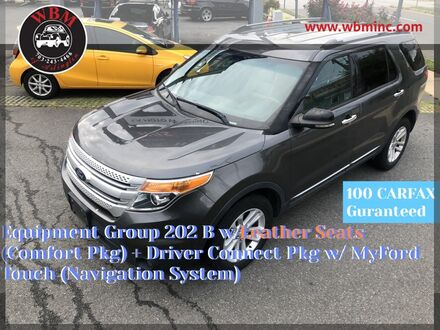 2015_Ford_Explorer_XLT Sport SUV 4D_ Arlington VA