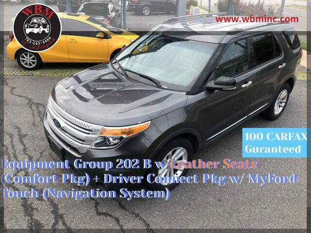 2015 Ford Explorer XLT Sport SUV 4D Arlington VA