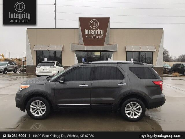 2015 Ford Explorer XLT Wichita KS
