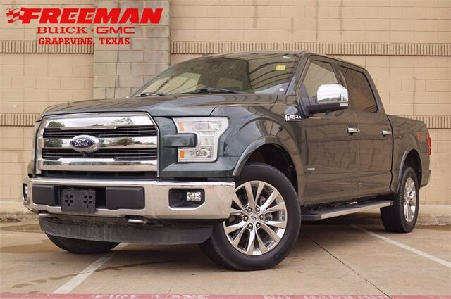 2015 Ford F-150 Grapevine TX