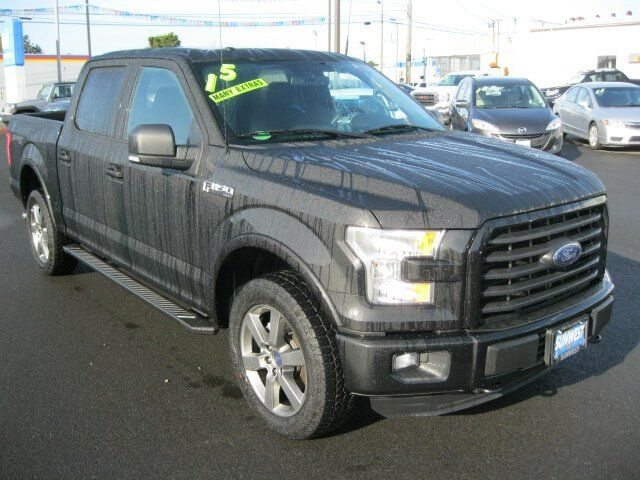 2015 Ford F-150  Newport OR
