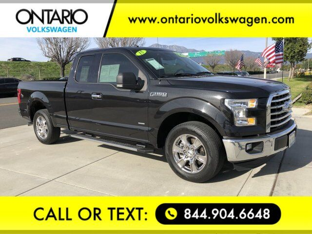 2015 Ford F-150  Ontario CA