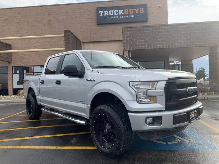 2015 Ford F-150  West Valley City UT