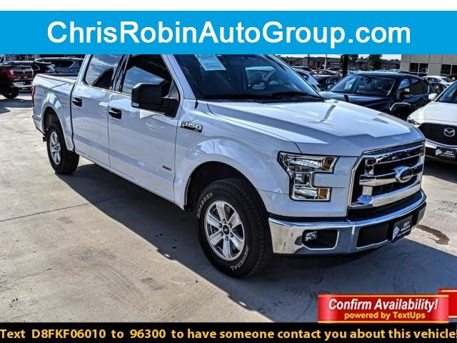 2015 Ford F-150 2WD SUPERCREW 145 XLT Odessa TX