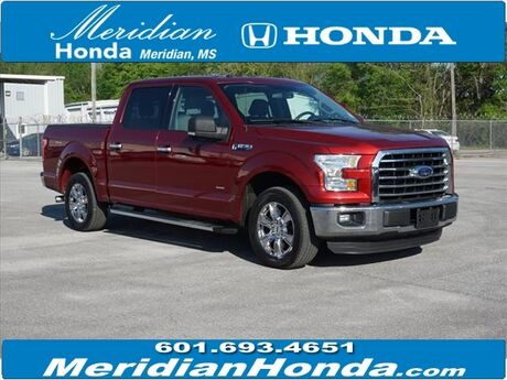 2015 Ford F-150 2WD SuperCrew 145 XLT Meridian MS