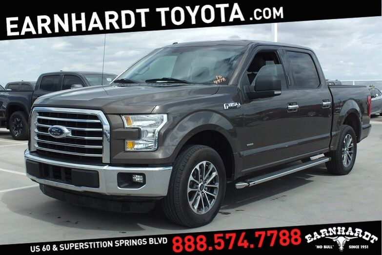 2015 Ford F-150 2WD SuperCrew XLT Mesa AZ
