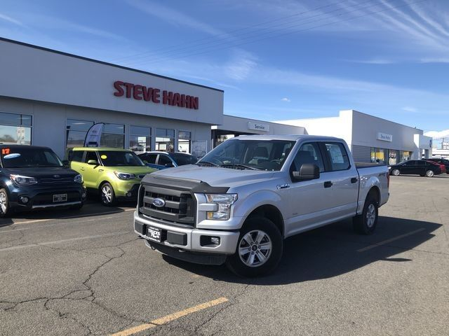 2015 Ford F-150 4WD SUPERCREW 145 Yakima WA