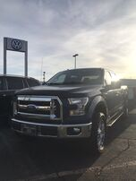2015 Ford F-150 4WD SUPERCREW 157 LARIAT