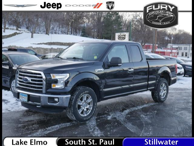 2015 Ford F-150 4WD SuperCab 145 XLT St. Paul MN