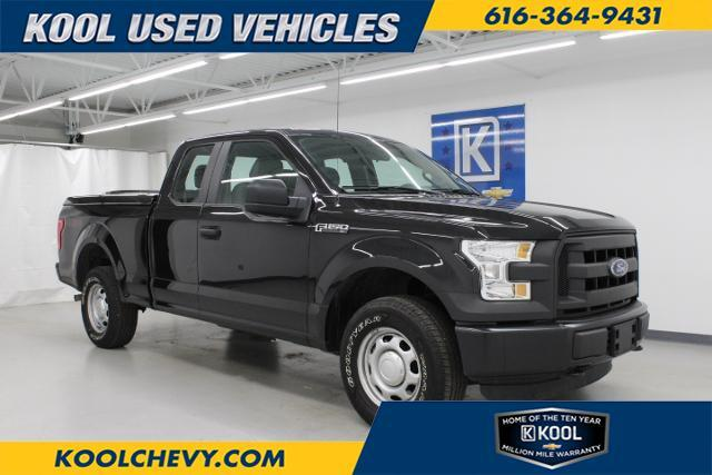 2015 Ford F-150 4WD SuperCab 145 XLT Grand Rapids MI