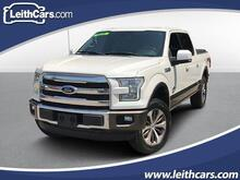 2015_Ford_F-150_4WD SuperCrew 145 King Ranch_ Cary NC
