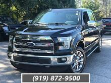 2015_Ford_F-150_4WD SuperCrew 145 Lariat_ Cary NC