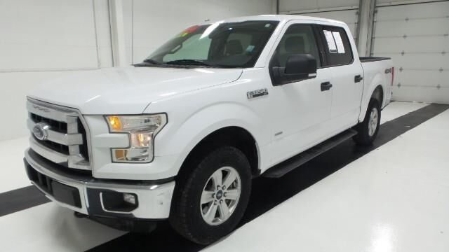 2015 Ford F-150 4WD SuperCrew 145 XL Topeka KS
