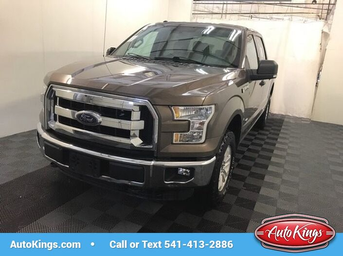 2015 Ford F-150 4WD SuperCrew 145  XLT Bend OR