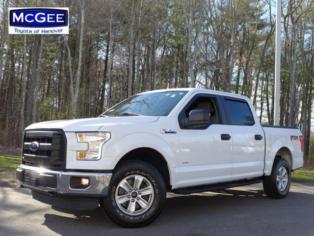 2015_Ford_F-150_4WD SuperCrew 145 XLT_ Hanover MA