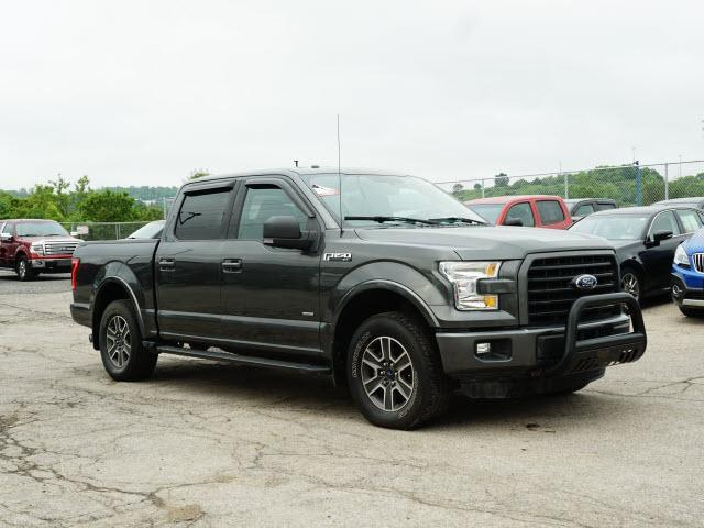2015 Ford F-150 4WD SuperCrew 145 XLT Cranberry Twp PA
