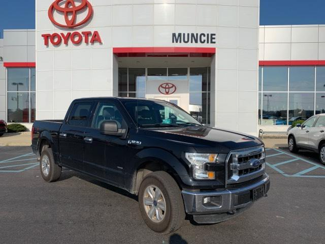 2015 Ford F-150 4WD SuperCrew 145 XLT Muncie IN