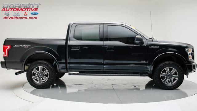 2015 Ford F-150 4WD SuperCrew 145 XLT Terre Haute IN