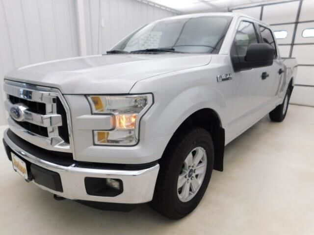 2015 Ford F-150 4WD SuperCrew 157 XL Topeka KS