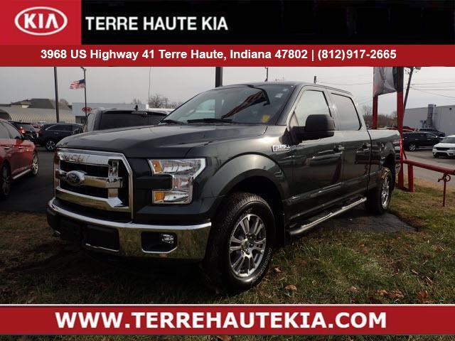 2015 Ford F-150 4WD SuperCrew 157 XLT Terre Haute IN