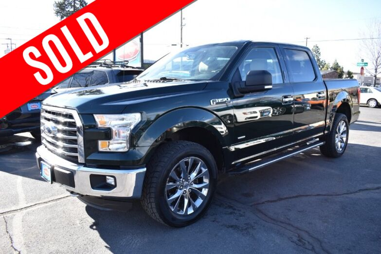 2015 Ford F-150 4WD SuperCrew XLT Appearance Bend OR