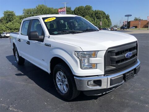 2015_Ford_F-150_4WD XL_ Evansville IN
