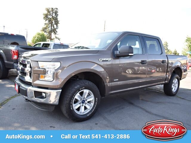 2015 Ford F-150 4WD XLT SuperCrew Bend OR