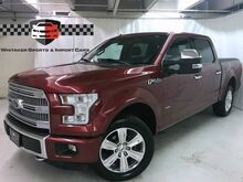 2015_Ford_F-150_4x4 Platinum 3.5 EcoBoost Sunroof Blind Spot_ Maplewood MN