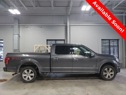 2015_Ford_F-150_4x4 SuperCrew Platinum_ Fond du Lac WI