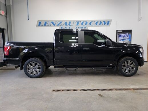 2015_Ford_F-150_4x4 SuperCrew XL_ Fond du Lac WI