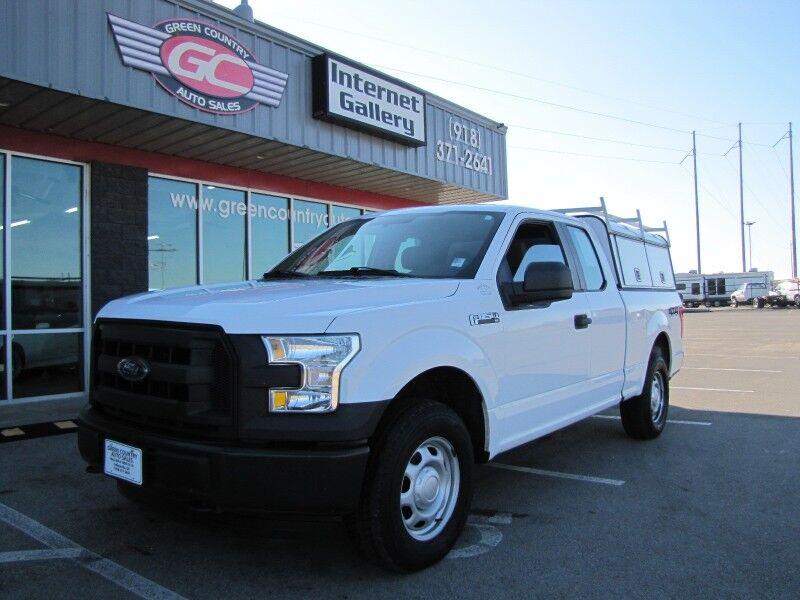 2015 Ford F-150 4x4 XL Collinsville OK