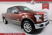 2015 Ford F-150 CREW CAB 4X4 KING RANCH 3.5 ECOBOOST